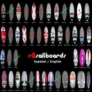 Nueva web de c2 sailboards